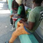 Erste Kontakt in Jamaika