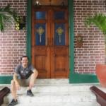Bob Marley Haus Eingangstür