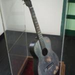 Trenchtown Culture Yard Bob Marley's erste Gitarre